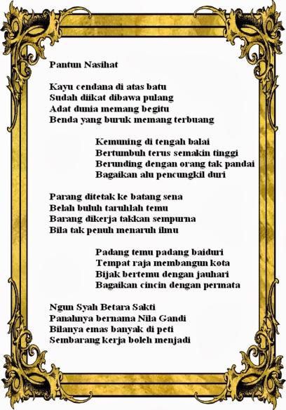 Pantun   Gosip Cerita