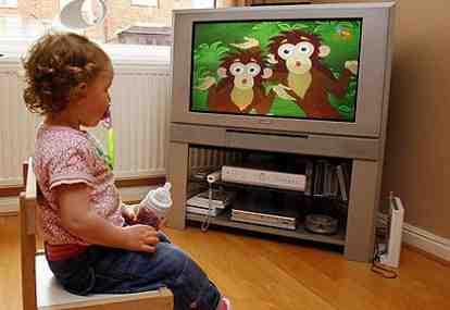 Lapar Saat Menonton TV