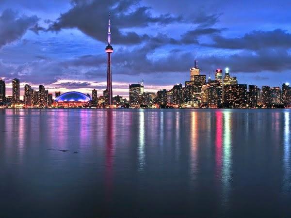Kota Toronto Anak Muda