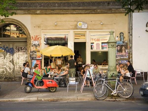 Kota Berlin Bagi Anak Muda