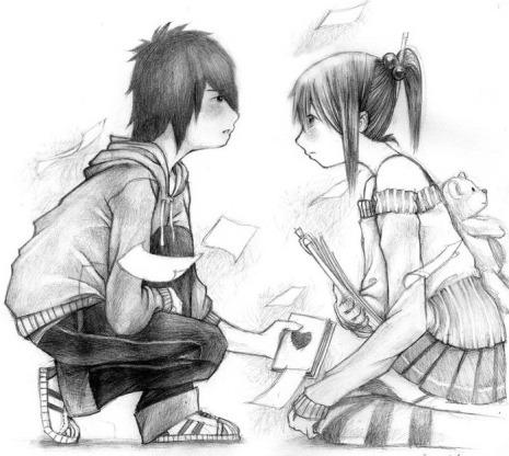 Aku dan Kamu Cinta