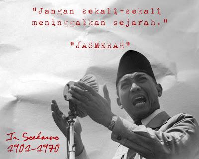 Kata Kata Mutiara Soekarno