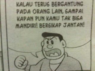 Kata Kata Mutiara Doraemon 1