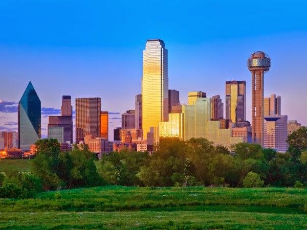 Kota Dallas bagi Anak Muda