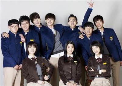 Cerita Korea Mahasiswa