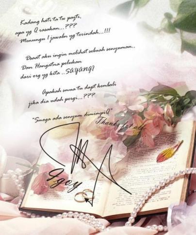 Kumpulan Puisi Cinta Galau