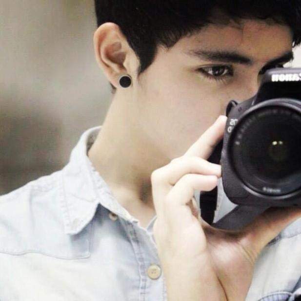 Foto Foto Aliando Terbaru 2014