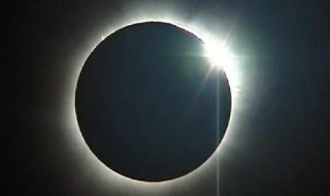 Gerhana Bulan Merah Total 8 Oktober
