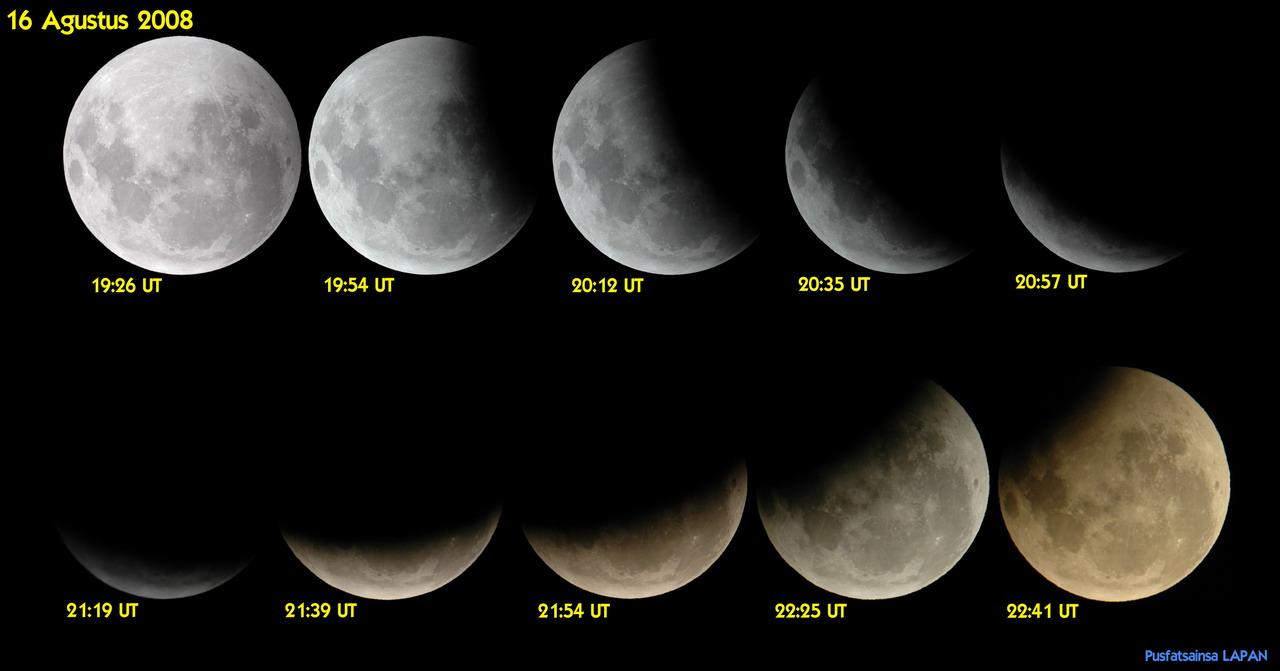 Gerhana Bulan