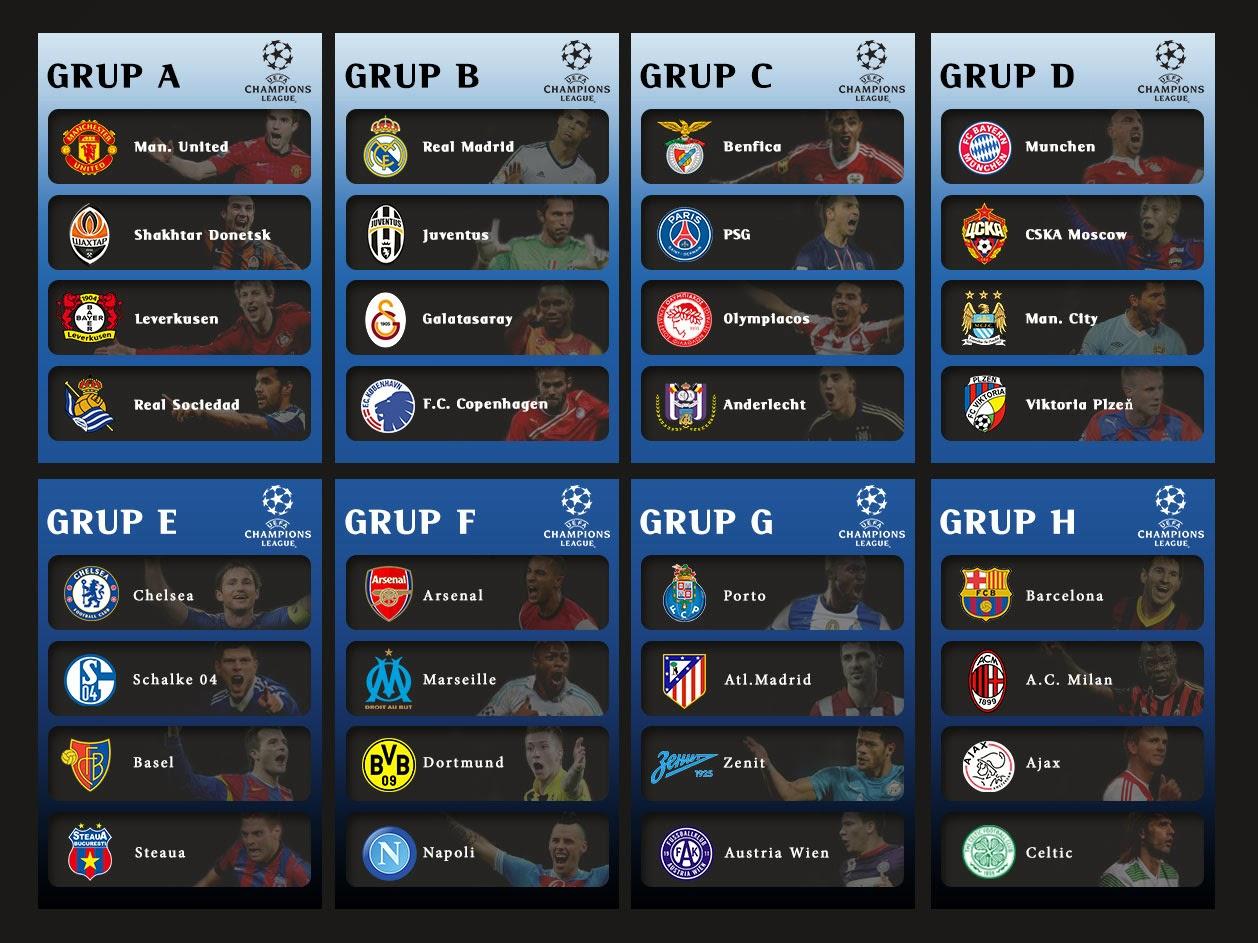 Hasil+Liga+Champions