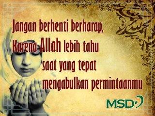 Kata Kata Islami Mutiara