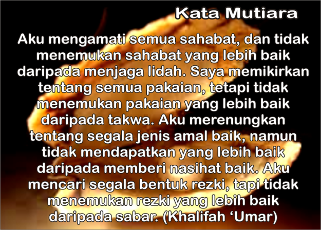 Kata Kata Mutiara Bijak 11