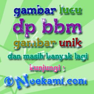 DP BBM Galau 15